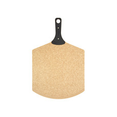 "EPICUREAN Riveted Handled Peels Natural/Slate Handle 21"" × 14"""