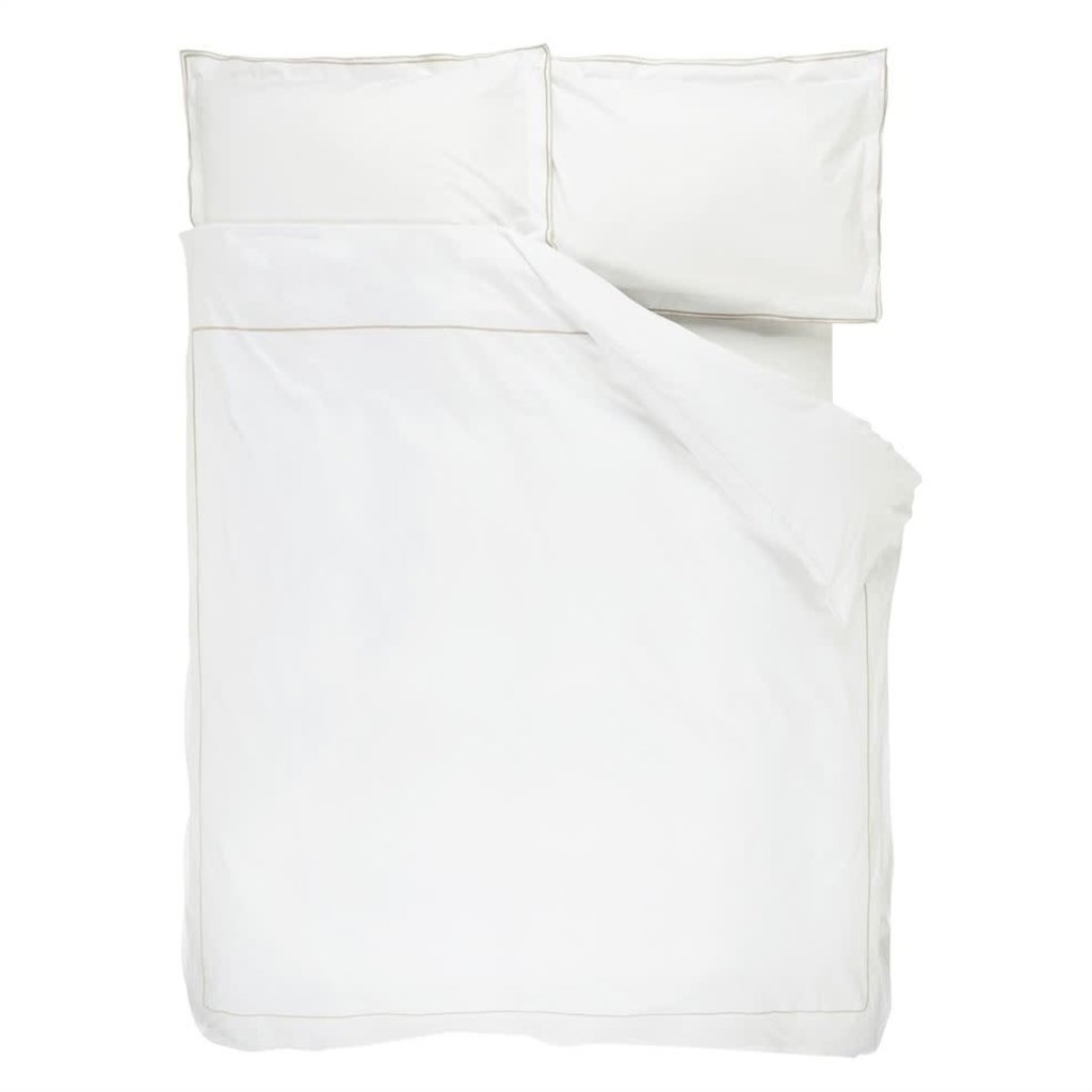 Astor Birch Queen Pillowcase 75X50Cm -30X20
