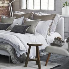 DESIGNERS GUILD Astor Birch Queen Pillowcase 75X50Cm -30X20
