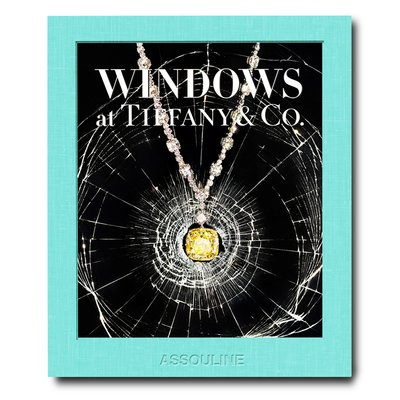ASSOULINE Windows At Tiffany & Co. Memoire