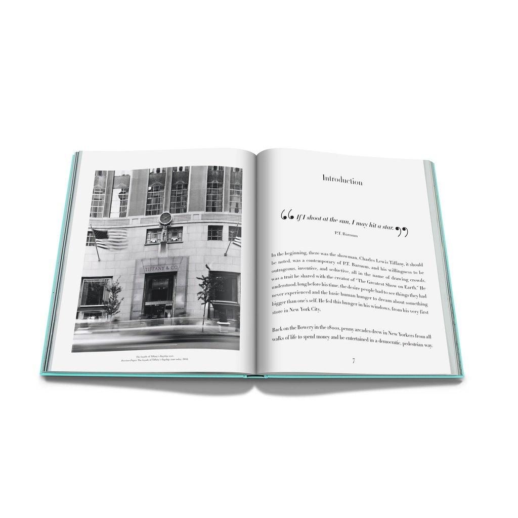 ASSOULINE Windows At Tiffany & Co. Memoire