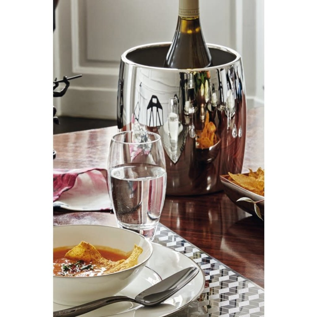 SAMBONET Insulated Wine Cooler Stainless Steel 3 7/8''