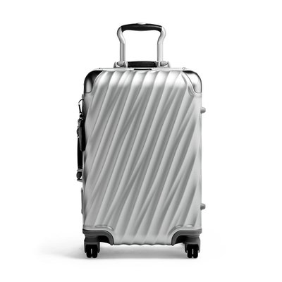 19 Degree Aluminum International Carry-On Silver