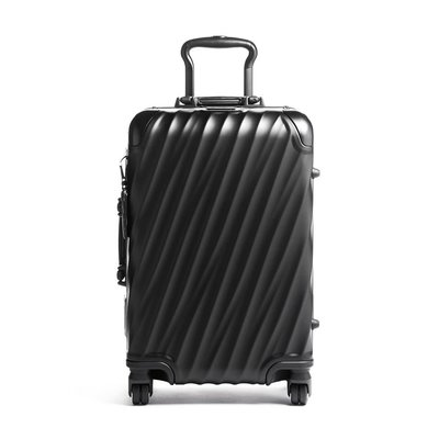 19 Degree Aluminum International Carry-On Black 56 X 35.5 X 23 Cm