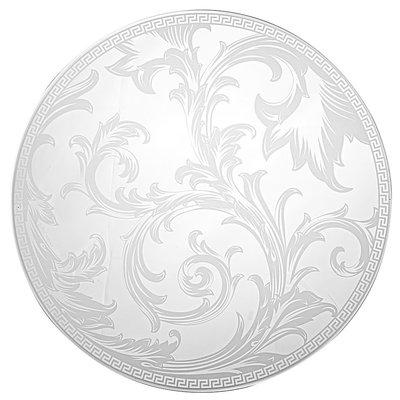 VERSACE Arabesque Clear Bowl Each 14 1/3''