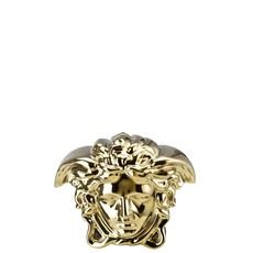 VERSACE Break the Bank Money Boîte Gold (7 x 4 3/4 inch)