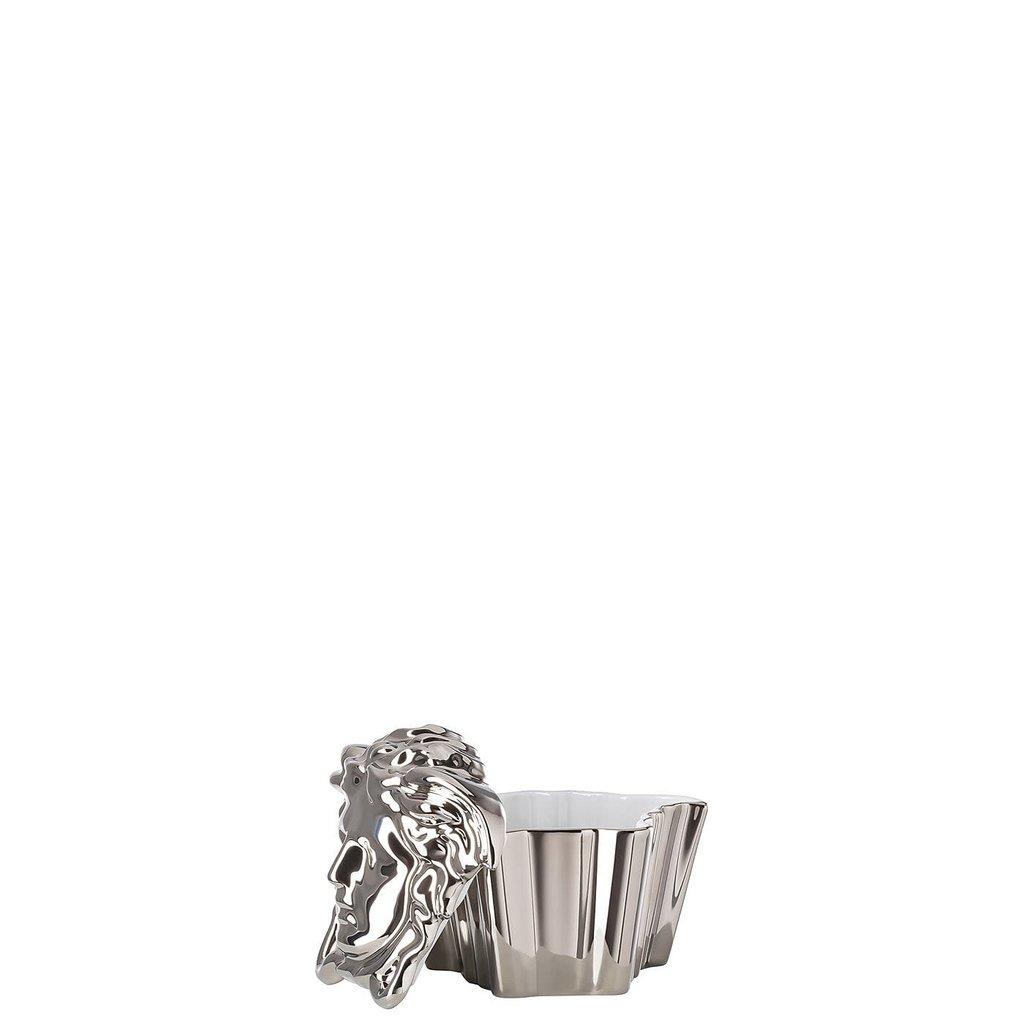 VERSACE Gypsy Silver Box 4 X 3'' - 3''