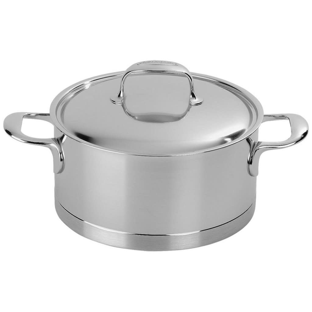 DEMEYERE Atlantis 5.2L Sauce Pot With Lid