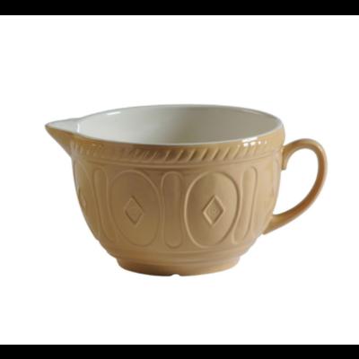 PORT-STYLE Mason Cash Caneware Batter Bowl Cane / Cream 2 L