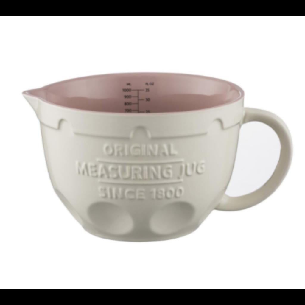 PORT-STYLE Mason Cash Innovative Measuring Cruche Stoneware 1 L