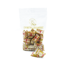 Torrone Bianco Mixed Assortment - 500g