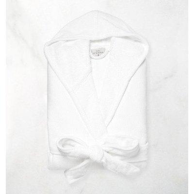 SFERRA Canedo - Medium Robe White