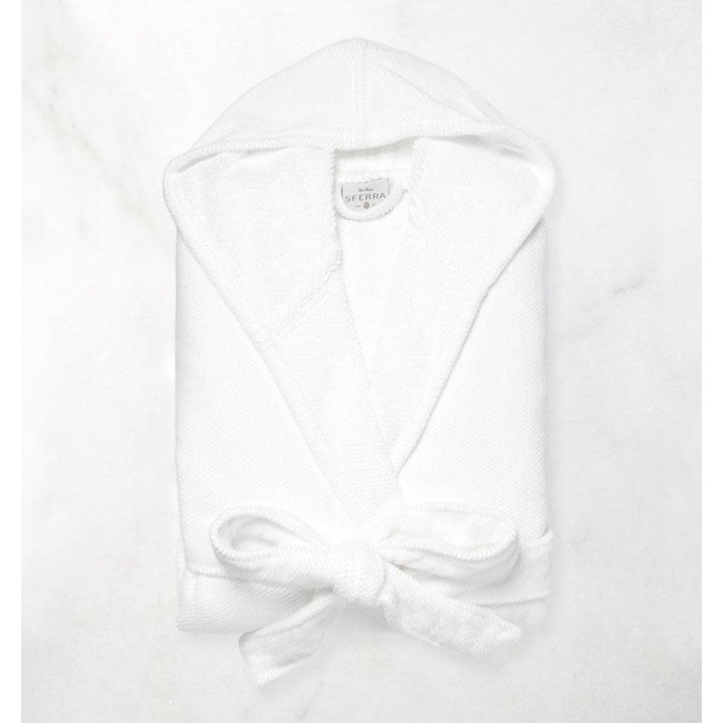 SFERRA Canedo - Small Robe (Small)