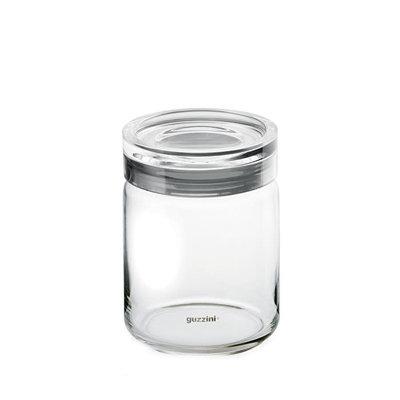 GUZZINI Storage Jar L Grey
