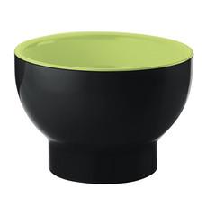GUZZINI Two-Tone Bowl Vintage Plus - Green/Black