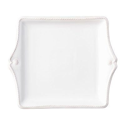 "JULISKA Berry & Thread Whitewash Sweets Tray 10""L, 8.25""W"
