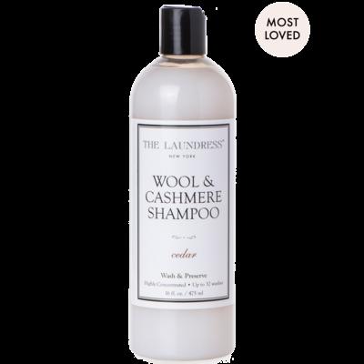 THE LAUNDRESS Wool & Cachemire Shampoo Cedar 16 Oz