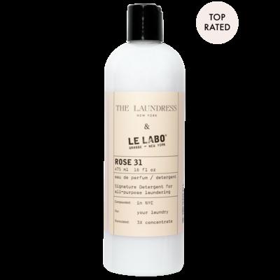 LAUNDRESS Le Labo Rose 31 Signature Detergent 16 Oz