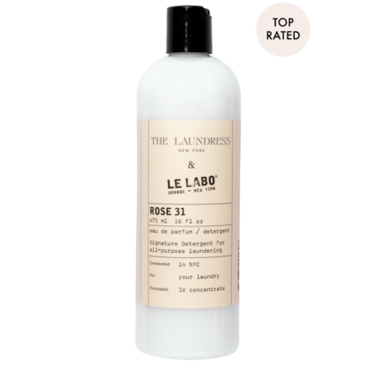 THE LAUNDRESS Le Labo Rose 31 Signature Detergent 16 Oz