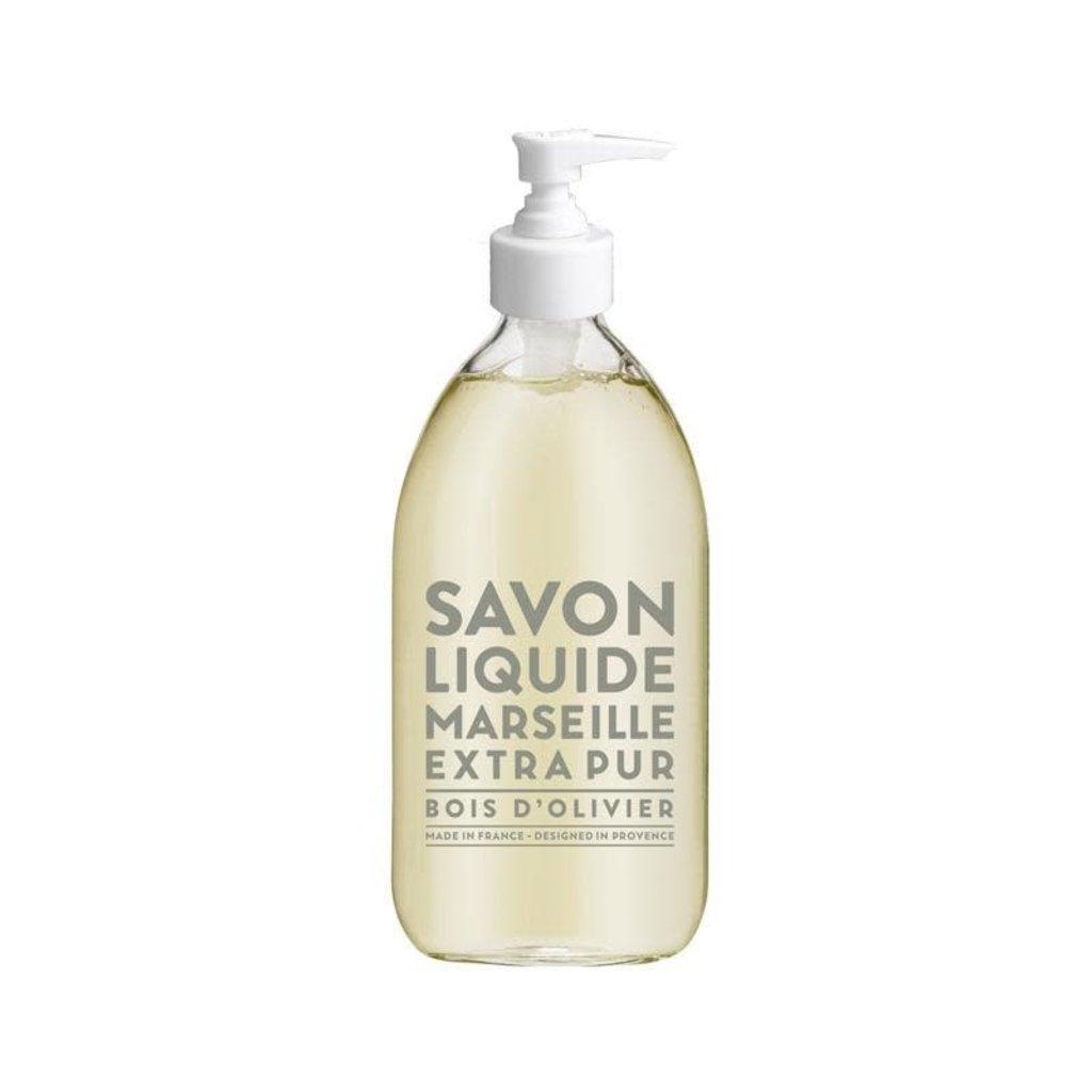 COMPAGNIE DE PROVENCE Olive Wood Marseille Liquid Soap 500Ml