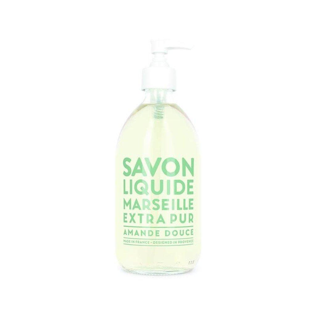 COMPAGNIE DE PROVENCE Sweet Almond Marseille Liquid Soap 500Ml