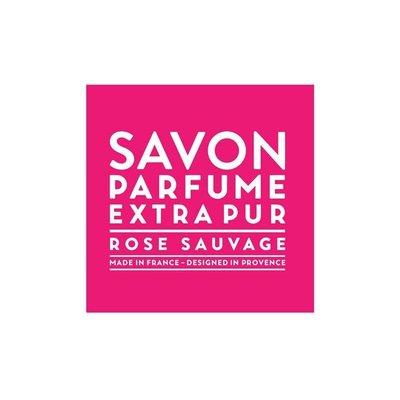 COMPAGNIE DE PROVENCE Savon Parfumé  Extra Pur Rose Sauvage 100 g
