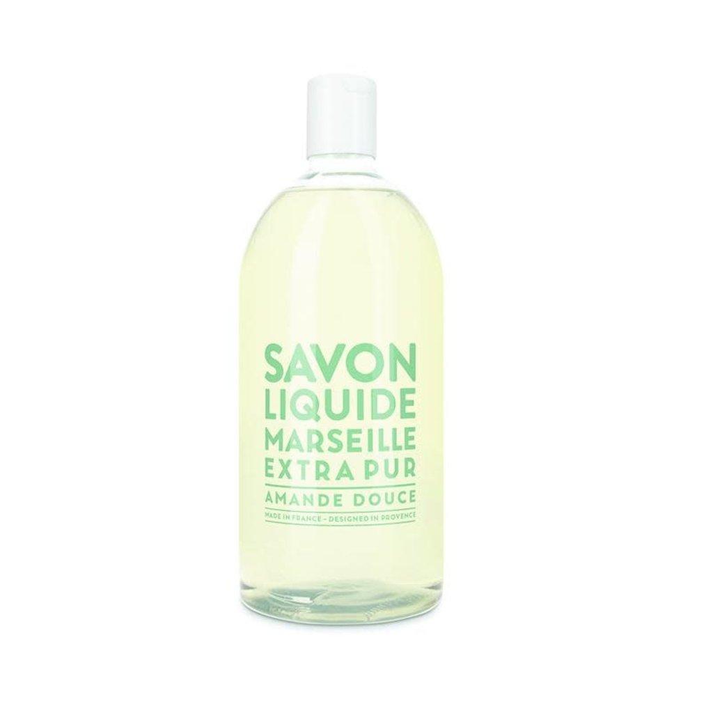 COMPAGNIE DE PROVENCE Sweet Almond Liquid Soap 1L Refill