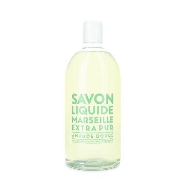 LOTHANTIQUE Savon Liquide Amande Douce 1000 ml