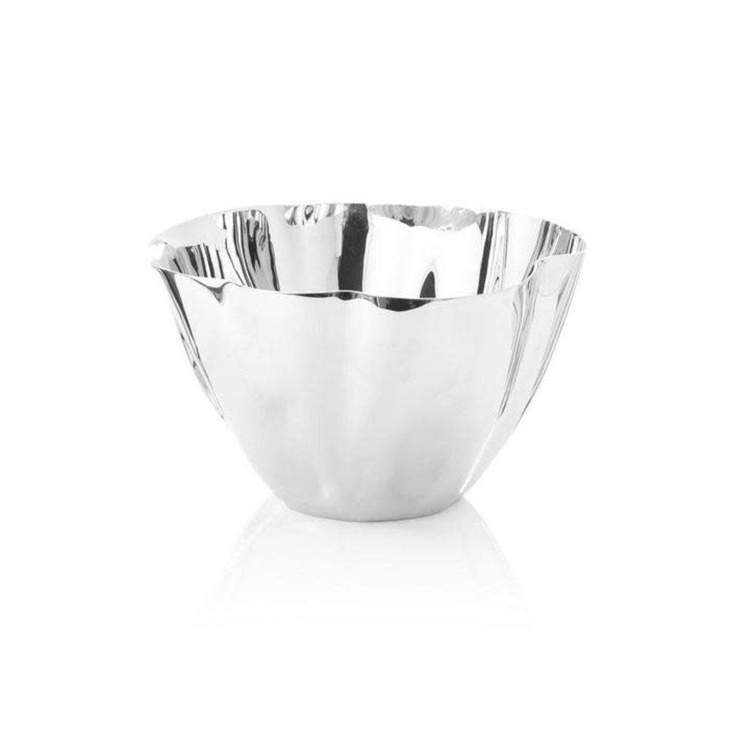 "MICHAEL ARAM Lotus Pod Bowl Small 10"""