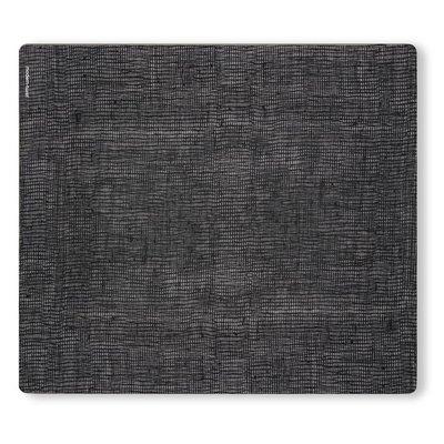 MODERN TWIST Placemat: Linen - Black