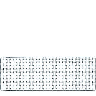 NACHTMANN Bossa Nova Rectangular Plate 42 Cm