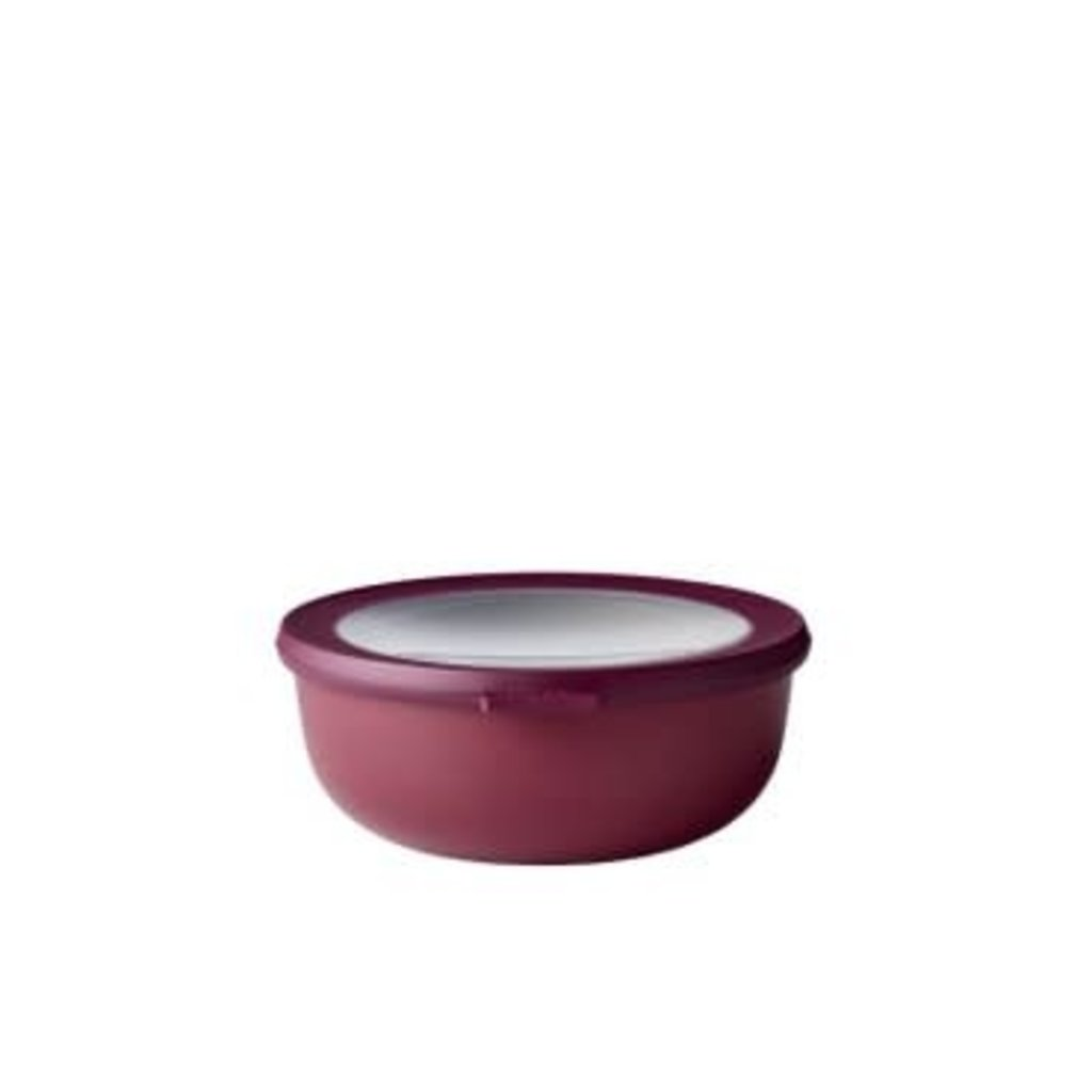 Mepal Cirqula Multi Bowl Berry 1.25 L - 1.3 QT