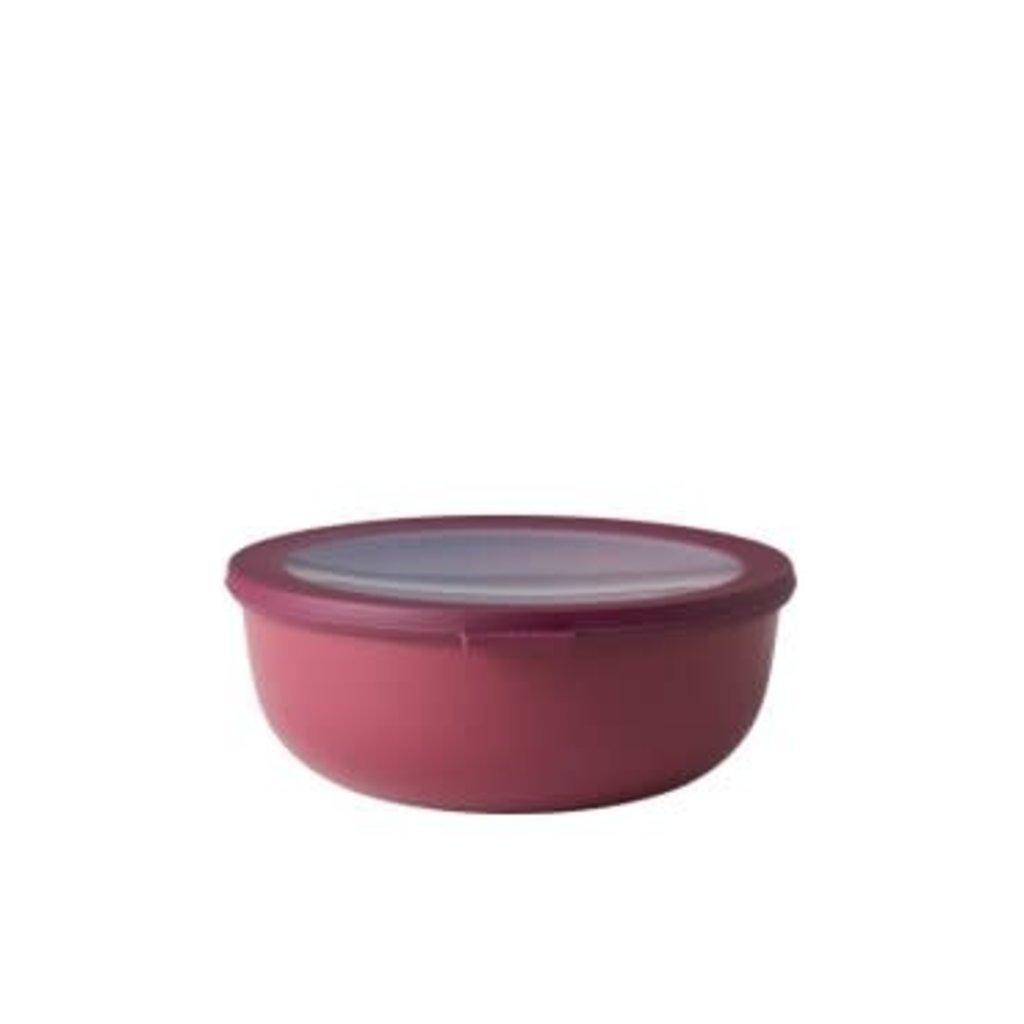 Mepal Cirqula Multi Bowl Berry 2.25 L - 2.3 QT