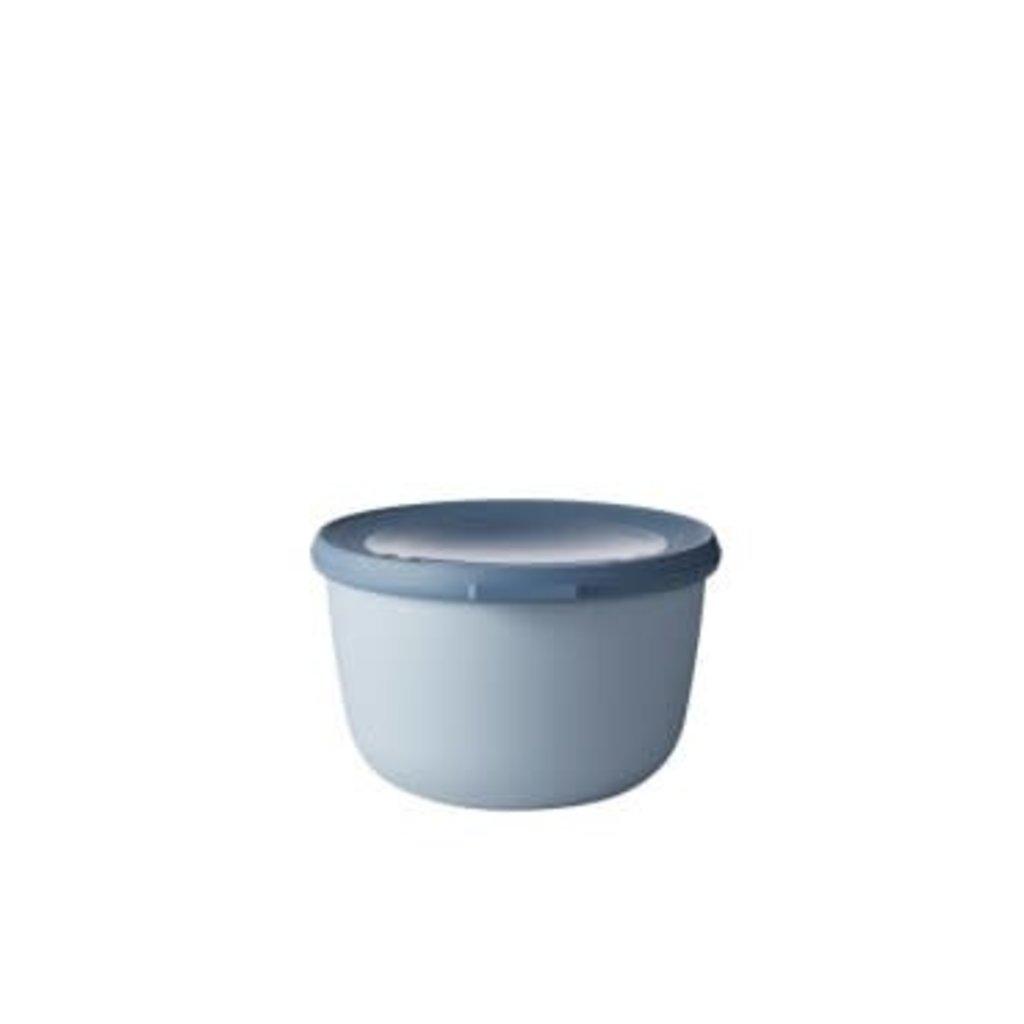 PORT-STYLE Mepal Cirqula Multi Bol Bleu Nordique 1 QT - 1 L