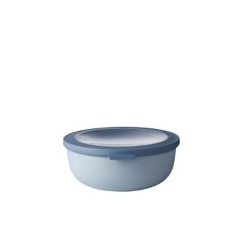 PORT-STYLE Mepal Cirqula Multi Bol Bleu Nordique 1.3 QT - 1.2 L