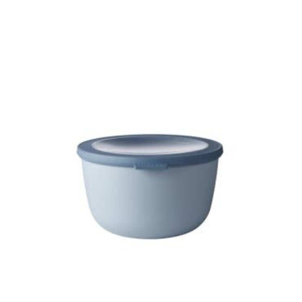 PORT-STYLE Mepal Cirqula Multi Bol Bleu Nordique 2.1 QT - 2 L