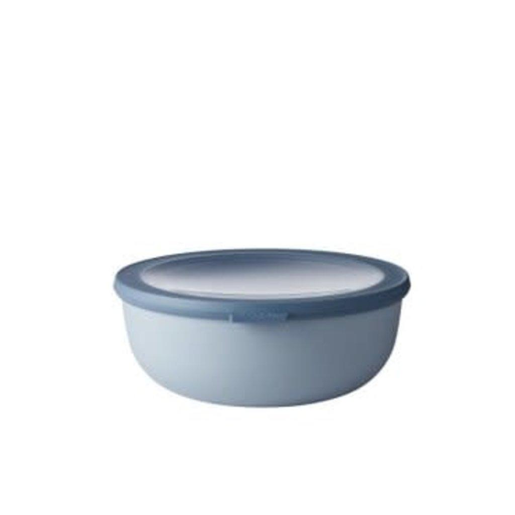 Mepal Cirqula Multi Bowl Nordic-Blue 2.3 QT - 2.2 L