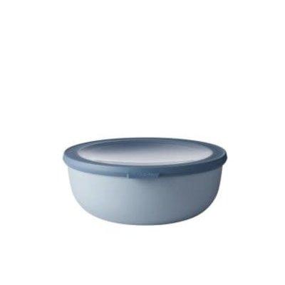 PORT-STYLE Mepal Cirqula Multi Bol Bleu Nordique 2.3 QT - 2.2 L