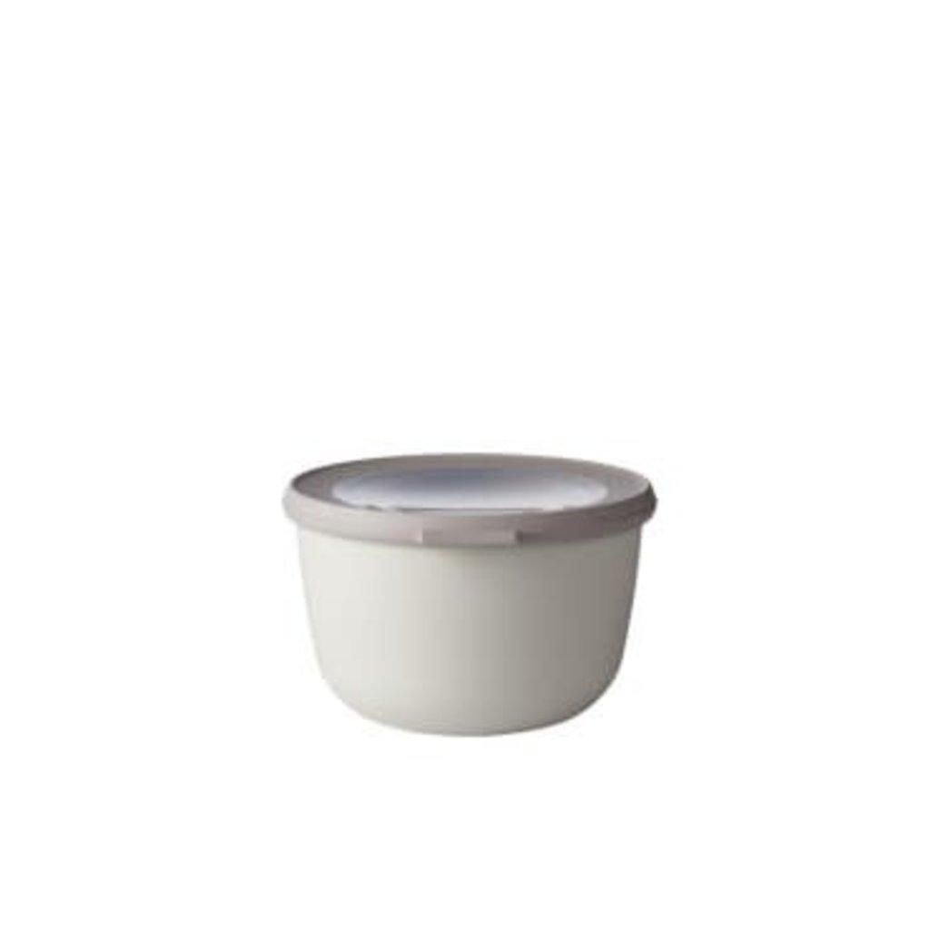 PORT-STYLE Mepal Cirqula Multi Bol Blanc 1 QT - 1 L