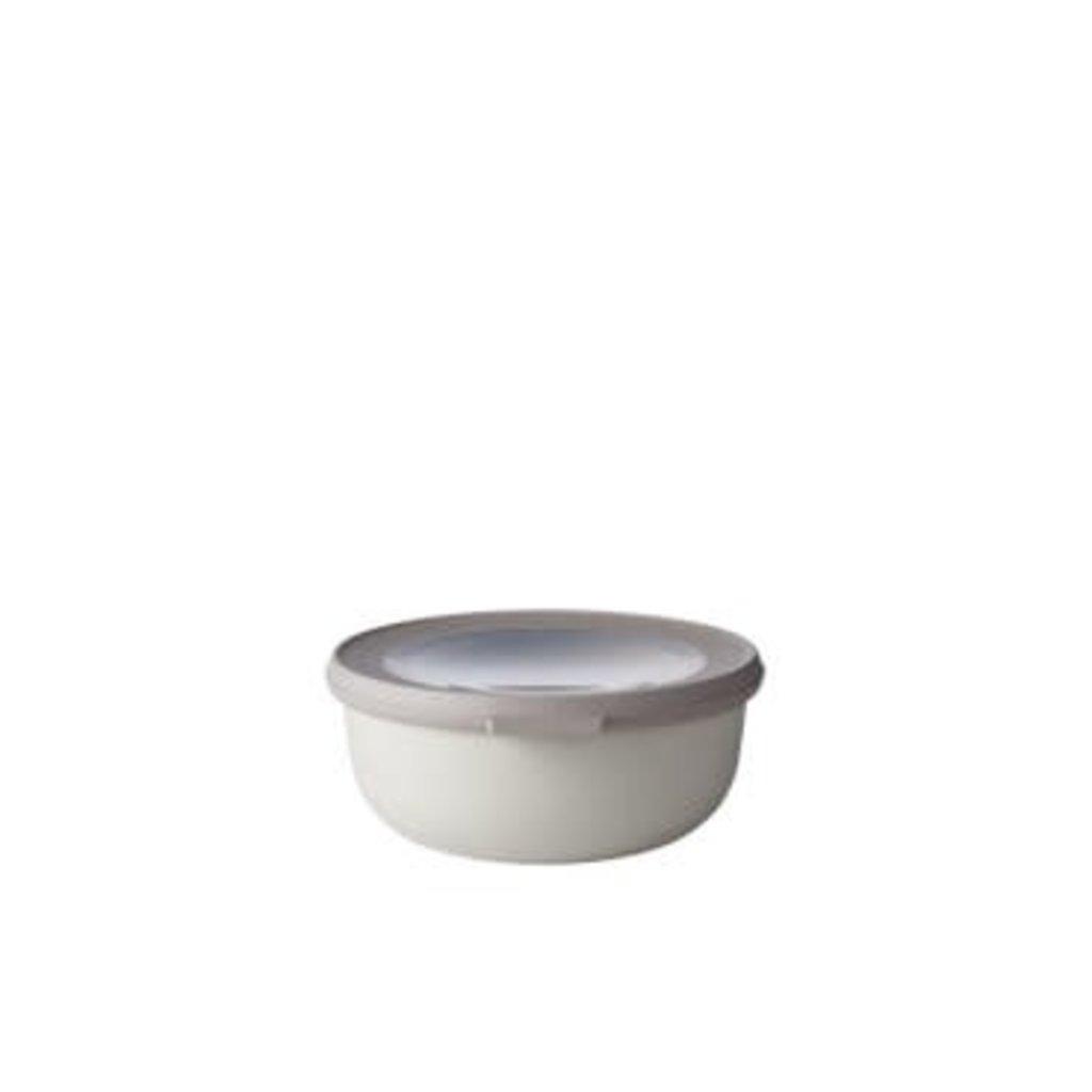 PORT-STYLE Mepal Cirqula Multi Bowl White 25 oz - 750 ml