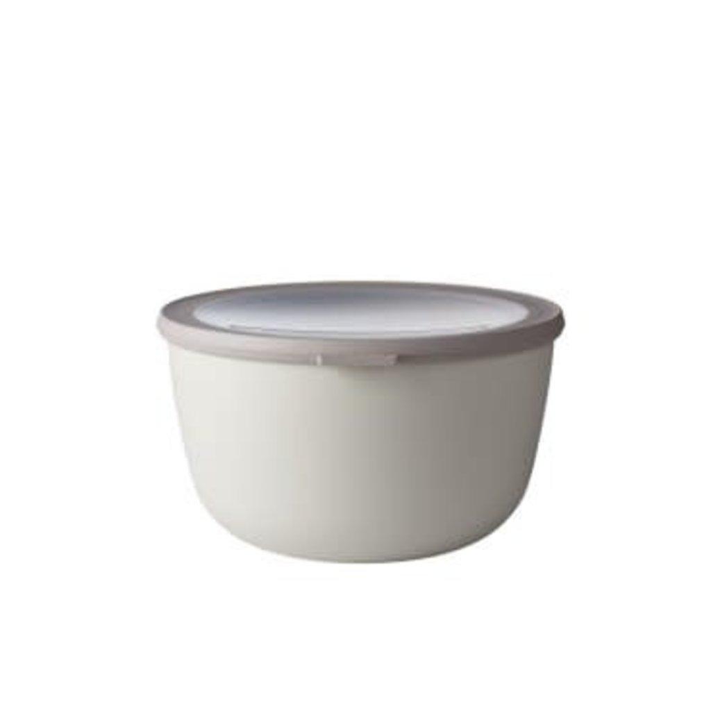 PORT-STYLE Mepal Cirqula Multi Bol Blanc 3.1 QT - 3 L