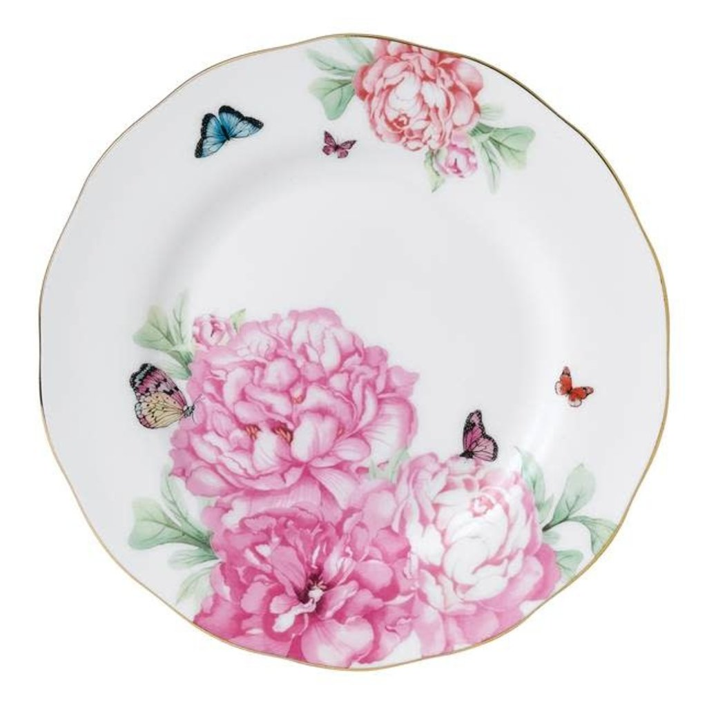 ROYAL ALBERT Miranda Kerr Friendship Salad Plate F.B.China 8''