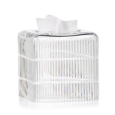 LABRAZEL Couvre-tissu en cristal fin Prisma