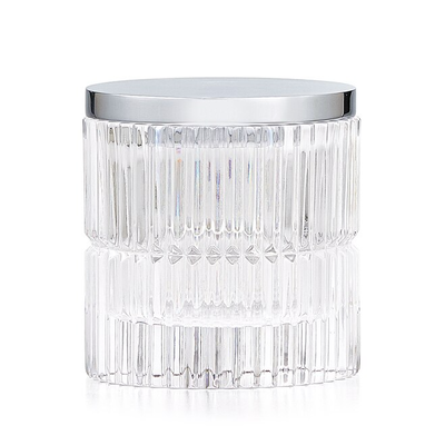 LABRAZEL Boîte en cristal fin Prisma et chrome poli
