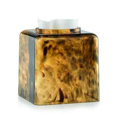 LABRAZEL Tortoise Shell Tissue Cover in Golden Brown