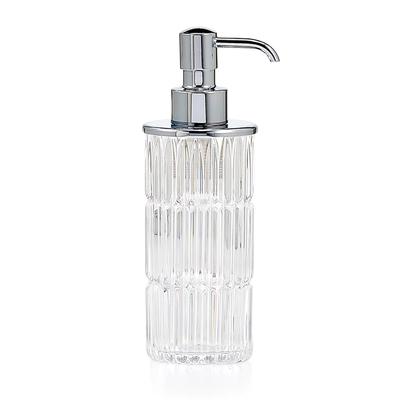 LABRAZEL Prisma Fine Crystal & Polished Chrome Soap Dispenser