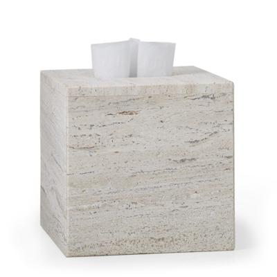 LABRAZEL Couvre-tissu en marbre de travertin aztèque