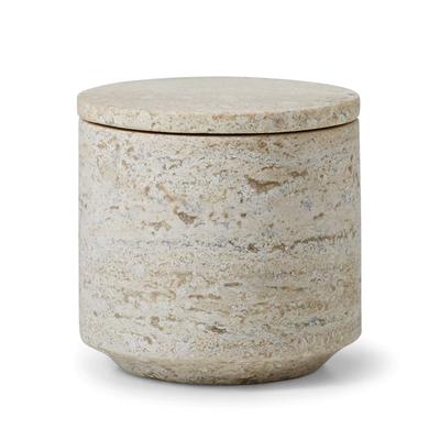 LABRAZEL Boîte en marbre de travertin aztèque