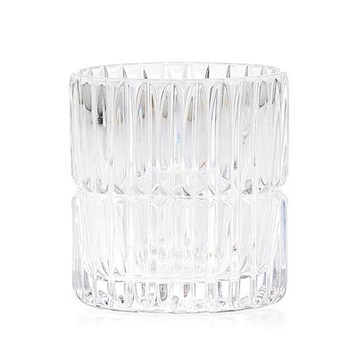 LABRAZEL Gobelet à brosse à dents en cristal fin Prisma