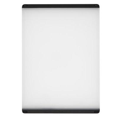 OXO Planche à Découper Utilitaire Blanc en Polypropylène 27 x 38 cm
